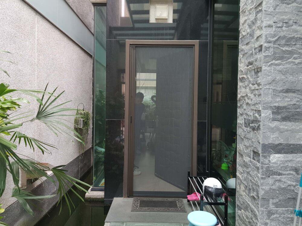 【摺疊紗門】台南市安平區光州六街