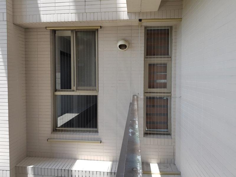 【隱形鐵窗】台南市仁德區和愛街 #201908141256