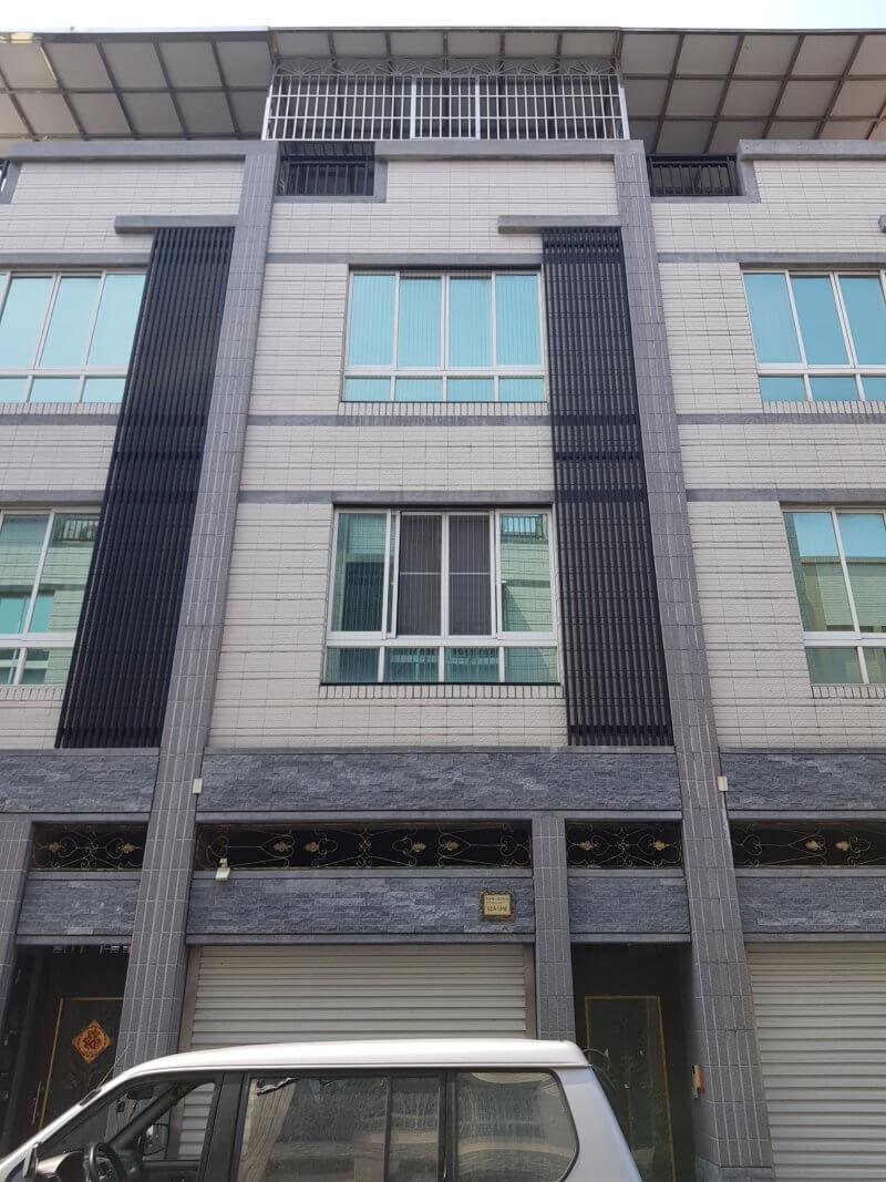 【隱形鐵窗】高雄市湖內區中山路 #201910041126